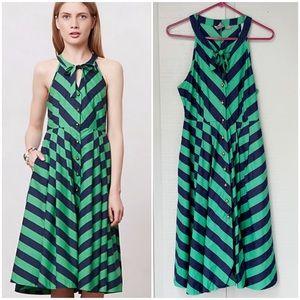 ❤️ Girls from Savoy Anthro Stripe Dress